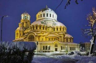capodanno in Bulgaria (a Sofia)