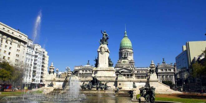 Capodanno in Argentina