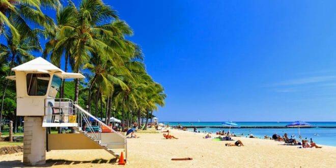 Capodanno alle Hawaii