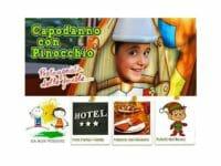 Capodanno con Pinocchio in Toscana