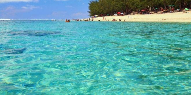 Capodanno isola di Reunion