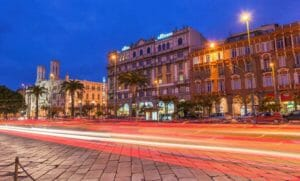 Capodanno a Cagliari, Sardegna