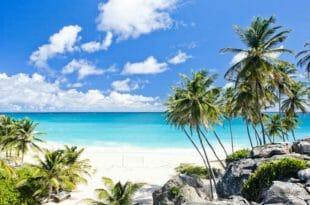 Capodanno sull'isola di Barbados