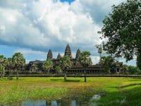 Capodanno in Cambogia