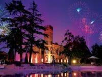 Capodanno al Castello di Lajone, in Piemonte