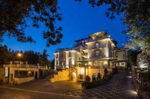 Capodanno Hotel Castel Vecchio, Castel Gandolfo