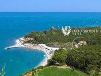 Capodanno a Portonovo: hotel Excelsior La Fonte