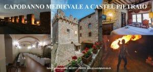 Capodanno medievale a Castel Pietraio