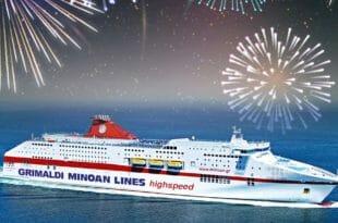 Capodanno Minoan Lines