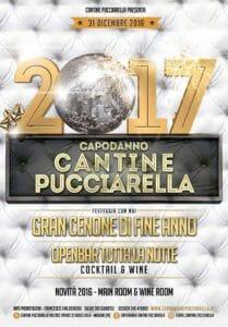 Capodanno 2017 alle Cantine Pucciarella