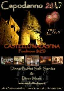Capodanno 2017 al Castello Malaspina