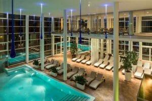 Capodanno agli hotel Falkensteiner, la piscina