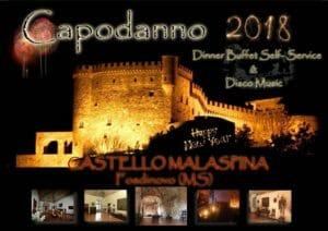 Capodanno Castello Malaspina