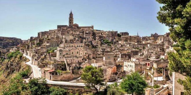 Capodanno a Matera: i sassi