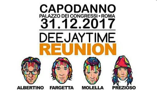 Capodanno Palazzo Congressi Roma