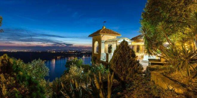 Villa Patrizia Roma Capodanno