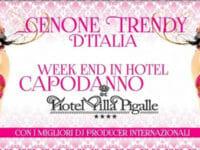 Capodanno Hotel Villa Pigalle