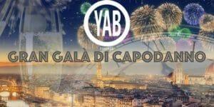 Capodanno Yab Firenze
