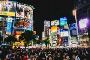 Capodanno a Tokyo