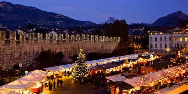 Mercatini di natale trento i consigli utili per la visita for Bressanone capodanno