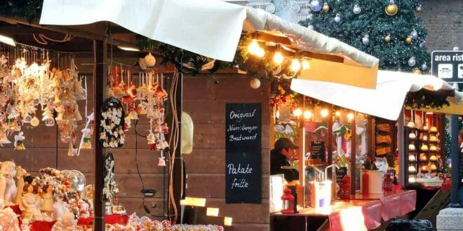 Mercatini Natale Verona