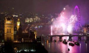 Capodanno a Londra: London Eye