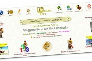 Capodanno con Caesar Tour
