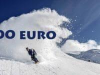 Capodanno sci low cost 500 euro