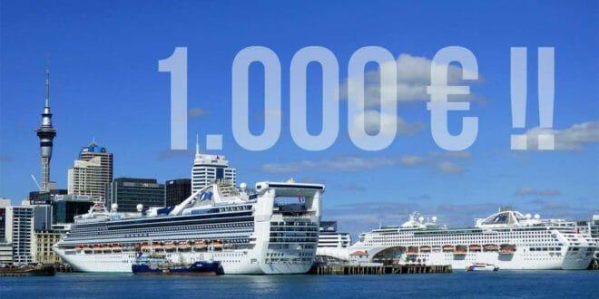 Crociere capodanno sotto i 1000 euro