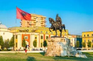 Capodanno a Tirana con la app