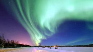 Capodanno a vedere l'aurora boreale