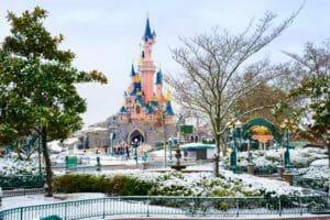 Capodanno a Disneyland: il castello