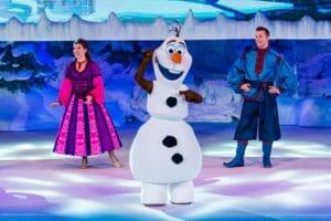 Frozen: capodanno a Disneyland