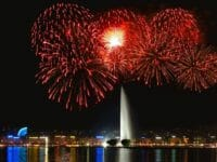 Capodanno a Ginevra (Svizzera)