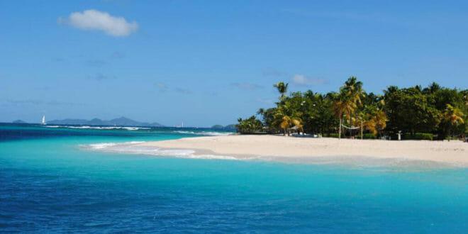 Capodanno ai Caraibi in catamarano