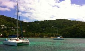 Capodanno Catamarano Caraibi