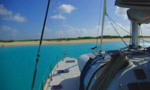 Capodanno crociera catamarano caraibi