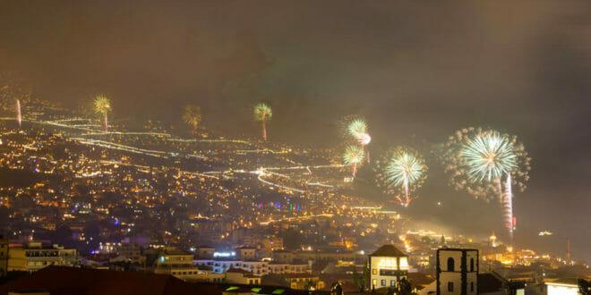 Capodanno Funchal Madeira