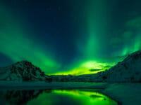 Capodanno Islanda: Aurore Boreali