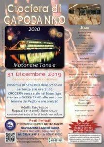 Capodanno in minicrociera sul Lago di Garda
