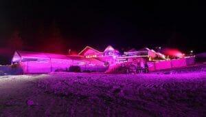 Capodanno in Val di Non, il rifugio