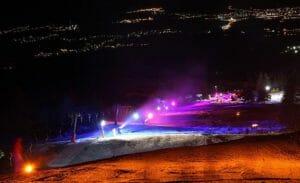 Capodanno Val di Non, la pista