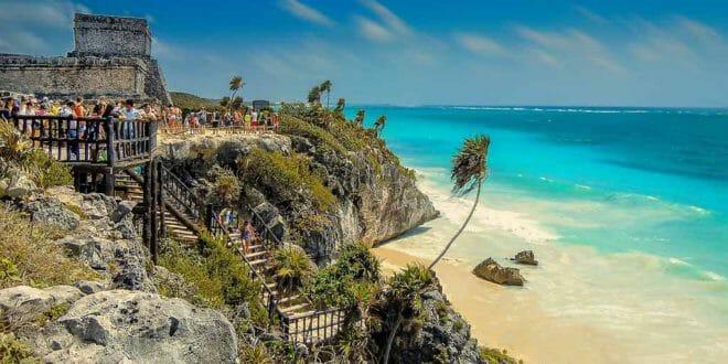 Capodanno nello Yucatan in Messico