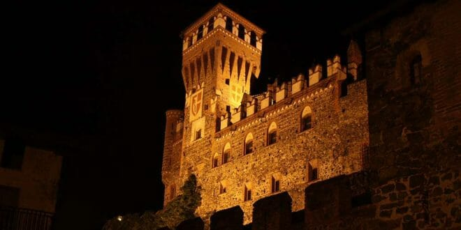 Il Castello di Pavone Canavese