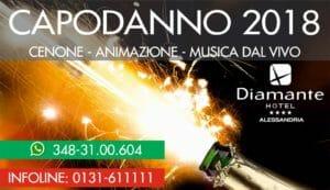 Capodanno Hotel Diamante Alessandria