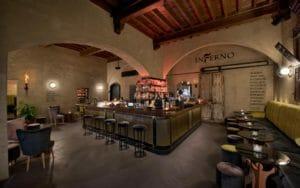 Capodanno al ristorante Inferno a Firenze