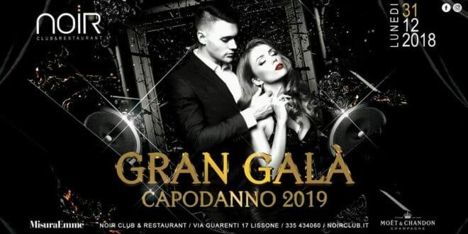 Capodanno Noir Club Monza