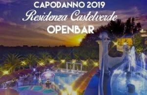 Capodanno alla Residenza Castelverde di Roma