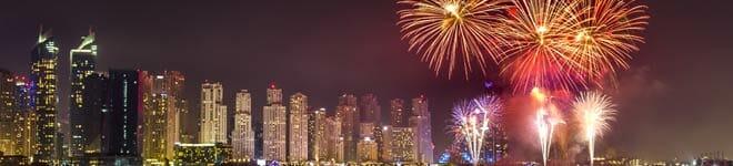 Capodanno in Asia - Oriente
