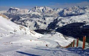Capodanno sulle Dolomiti